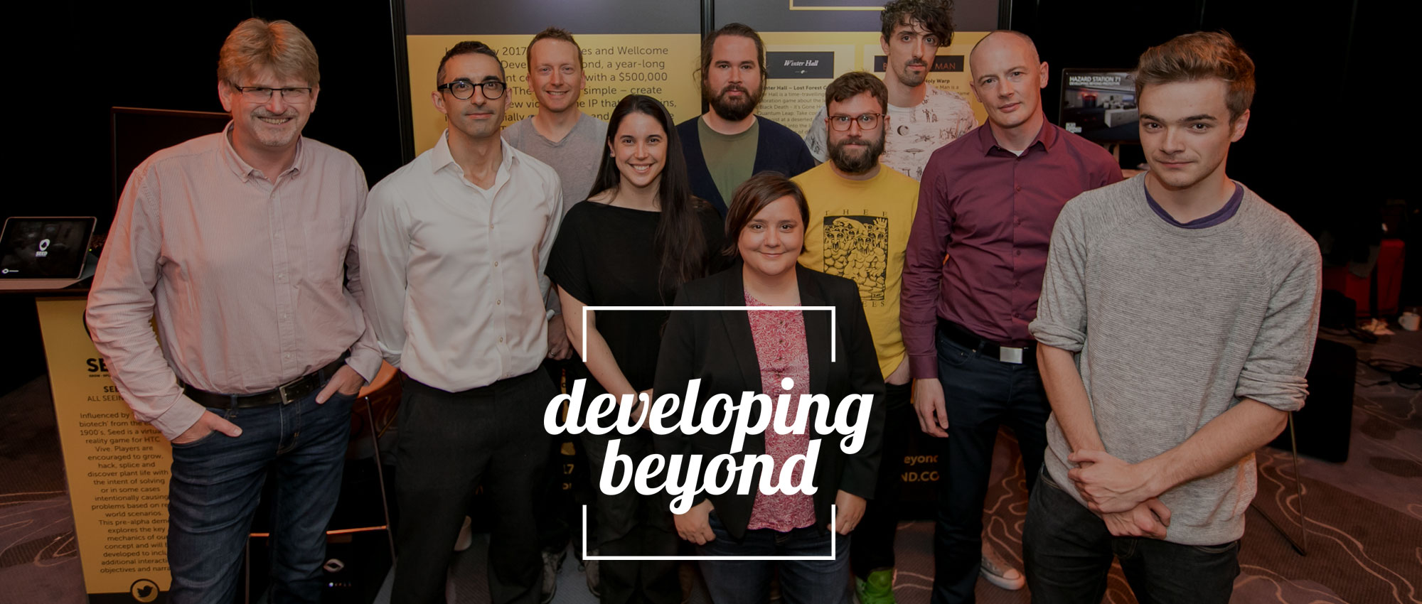 Developing Beyond Finalists